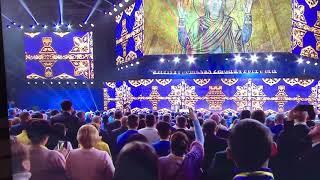 Съезд Тимошенко. Церковники и сатанисты.