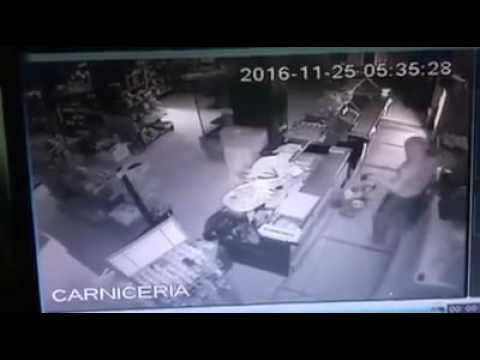 Vídeo robo en Aznalcóllar/AION Arahal
