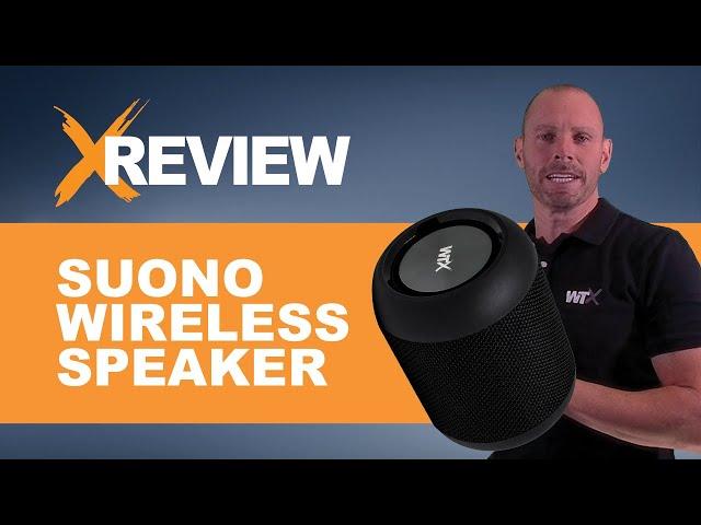 WTX XReview: WTX SUONO Bluetooth Wireless Charging Speaker