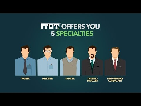 Why ILLAFTrain Of Trainers (ITOT)?