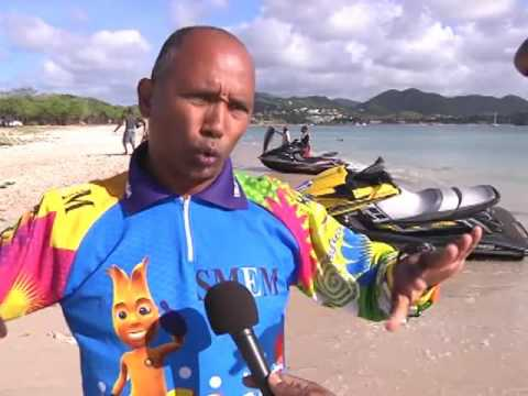 Martinique and St. Lucia explore joint hosting of Jet Ski Race