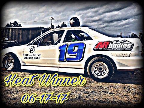Camden Speedway Hummer Heat 6-17-17