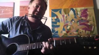 I dreamed I saw St Augustine - Dylan cover - Gibson LG-2
