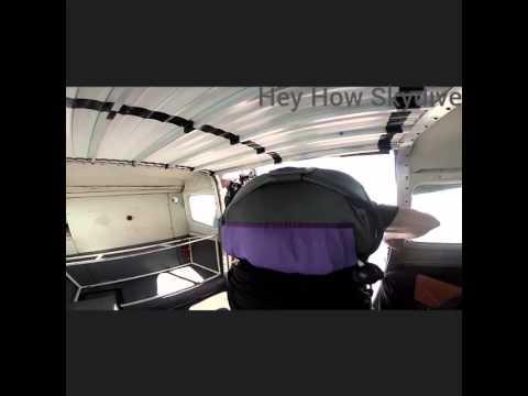 Paraquedismo Rio de Janeiro - Alexandre Castro / Hey How Skydive