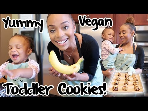 Step-by-Step Vegan Peanut Butter Cookies | Ready in 17 minutes!