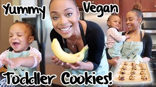 Step-by-Step Vegan Peanut Butter Cookies   Ready in 17 minutes!