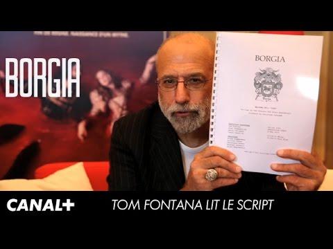 BORGIA - Tom Fontana dévoile en avant-première une scène de la saison 3 [HD]