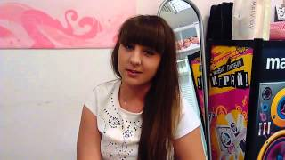 20 04 2015 Отзыв Марии о работе Олеси Селезневой макияж