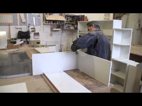 Производство и установка корпусной мебели