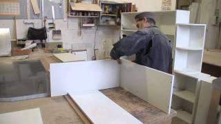 видео сборка мебели на дому