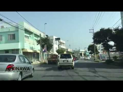 Driving in Okinawa, Japan - 沖繩自駕遊 (APR2017)