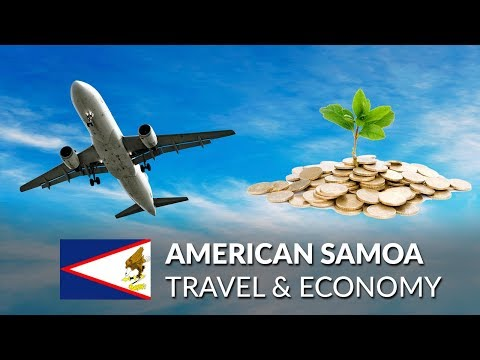 American Samoa Travel & Economy