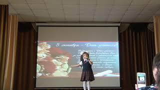 Песня Азбука 33 родных сестрицы Елизавета Сенченко