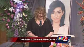 Christina Grimmie Memorial