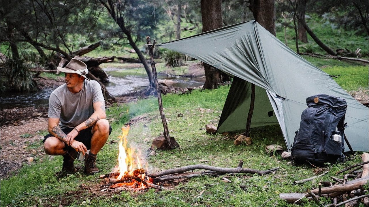 WILD CAMPING in Australia || Doesn't Get Much Better Than This!