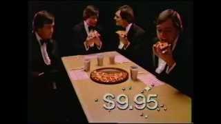 Dal Sanders in Showbiz Pizza Ad 1983