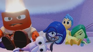 Disney Infinity 3.0 Gameplay Part 2 - Inside Out Playset