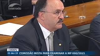 Comissão Mista - MP 690/2015 - 01/12/2015