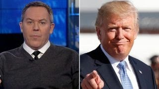 Gutfeld: The media vs. Trump