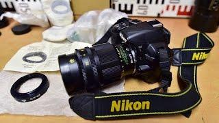 КП-А/Н перехідник КП-А/Н, нескінченність фокусування - ручні об'єктиви на Nikon DSLR тіла