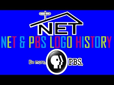 NET & PBS Logo History (1952-present) (UPDATED VERSION!) (Mark III)