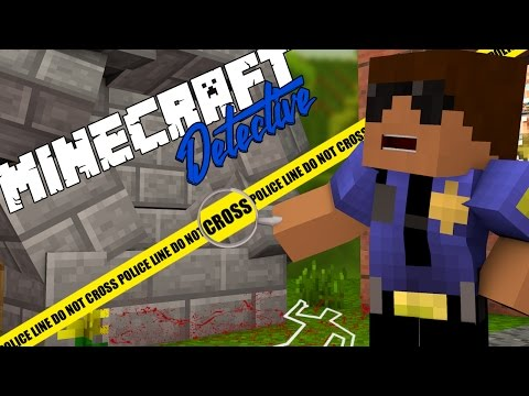 First Day | Minecraft Detective [S1: Ep.1 Minecraft Roleplay Adventure]