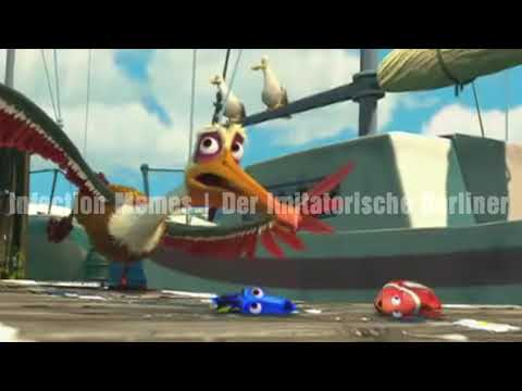 Finding Nemo Seagulls Mine Compilation #1