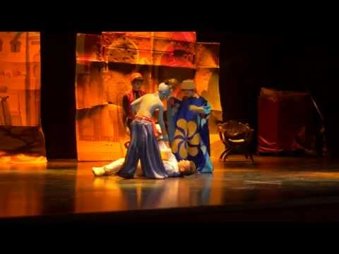 """Aladdin"" el Musical"