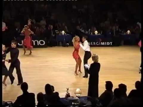 DM Latin 2003 - Torben Hoffmann & Kimmie Sørensen