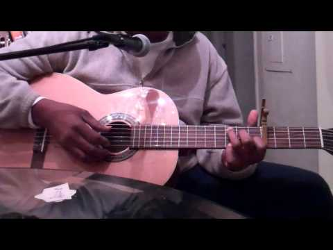 How to Play African Guitar Lesson Fingerstyleli Egbuna mp4