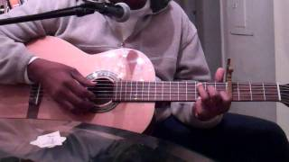 How to Play African Guitar Lesson Fingerstyle.mp4