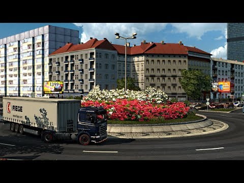 PROMODS #6 Rumbo a Serbia con el Scania  🚛💨