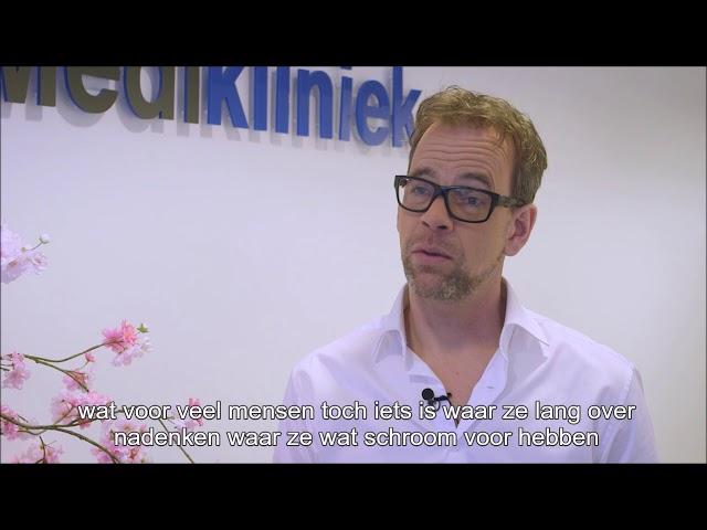 Haartransplantatie FUE bij Medikliniek Amsterdam met voor na foto's