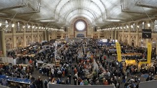 The London Festival of Railway Modelling - Time-Lapse - Full Weekend