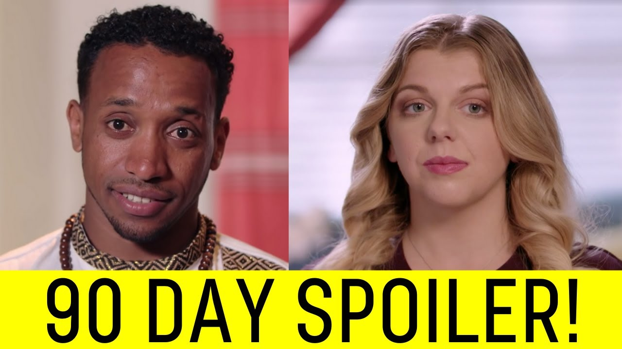 Huge Spoiler on Ariela and Biniyam's Relationship from 90 Day Fiance.