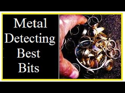 Metal Detecting Best Bits Rings Gold Nuggets and Treasure.