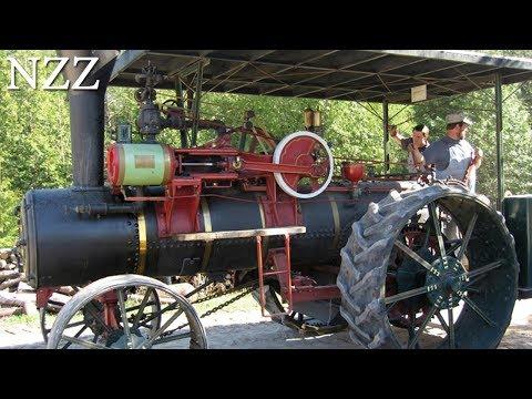 Dampfmaschinen - Dokumentation von NZZ Format (2006)