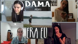 "D.A.M.A ""Era Eu"" - Video Reaction"
