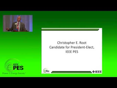 2017 PES Elections - IEEE Power and Energy Society