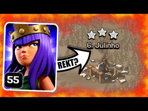 NEW LEVEL ABILITY vs TOP PLAYER IN WAR! - WHAT WILL HAPPEN!? - Clash Of Clans