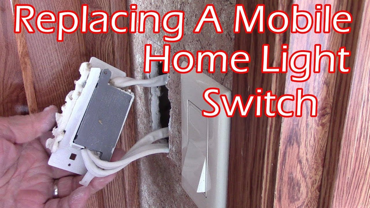 Diagram service mobile electrical home Typical Mobile