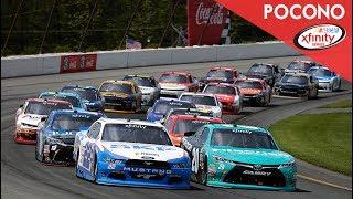 Nascar Xfinity Series- Full Race -Pocono Green 250