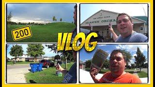 📷Delhaven Orchard | Camera | Update | Newspaper | 310 shake | Park | Weight Loss Update📷-Vlog #200
