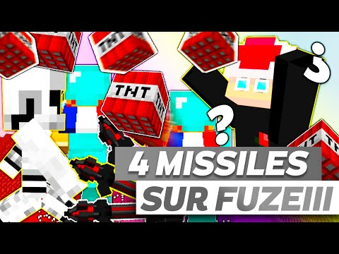 💣 4 MISSILES ANTIMATTERS sur FUZEIII !!!? Episode 22 | NationsGlory | EarthNG