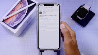 iOS 12.1 Beta 4 Released! What's New?