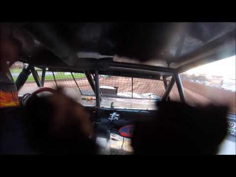 Brett McDonald Heat Race Lernerville Speedway 5/26/17 IN-CAR