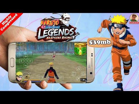 Naruto Shippuden - Legends - Akatsuki Rising android ...
