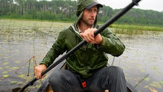 8 Days Fishing and Canoeing on Wild Canadian River