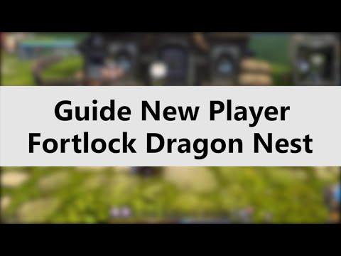 Guide New Player Fortlock Dragon Nest Private Server #TambahinRewardGw