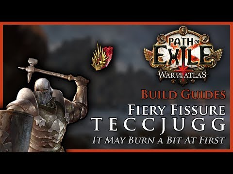 Path of Exile [3.2]: Crit Tectonic Slam JUGG - Build Guide